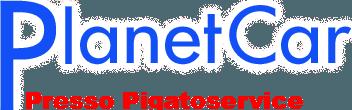 Planet car - Logo