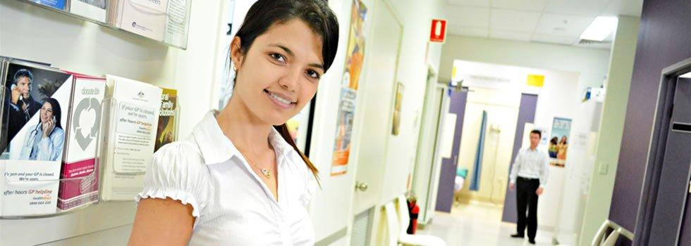 caneland medical centre clerk halway