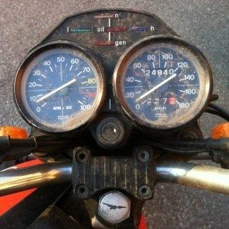 moto guzzi 350 usata, Firenze