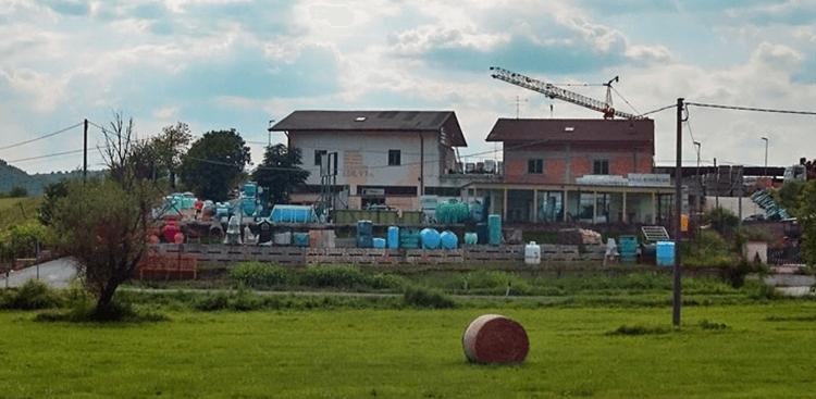Edilizia, materiali edili, Poggio Mirteto