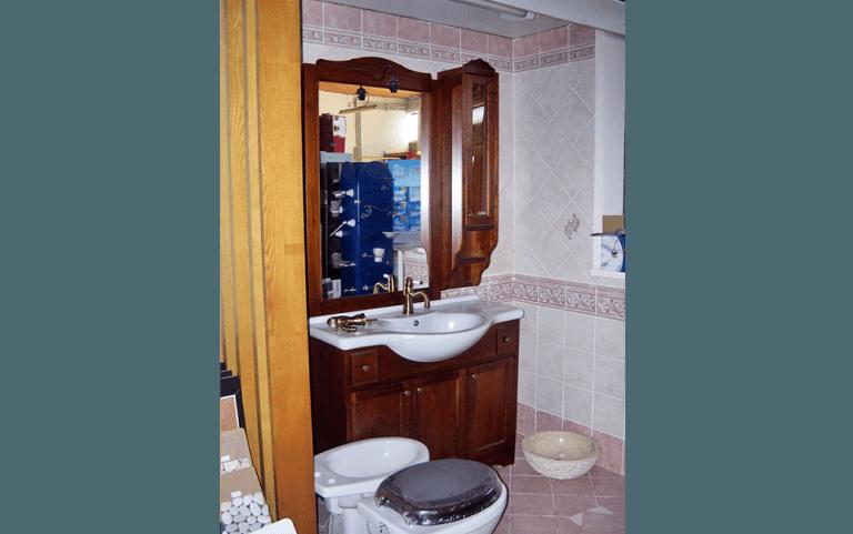 mobili per il bagno, arredo bagno, Poggio Mirteto, Montopoli di Sabina, Rieti