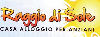 CASA PER ANZIANI RAGGIO DI SOLE - LOGO