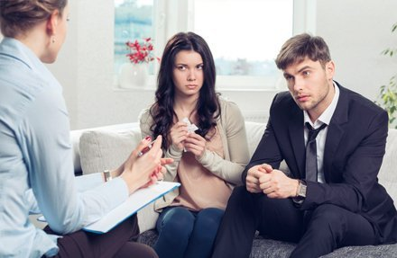 marriage counsellor