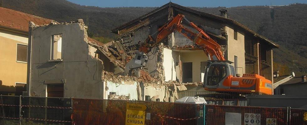demolizioni urbane