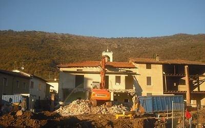 demolizioni palazzi