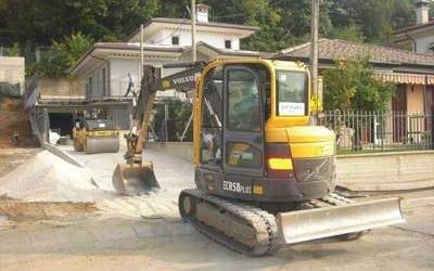 servizio di escavazione