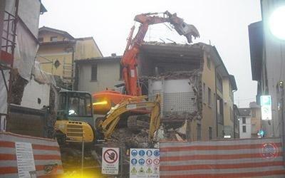abbattimento edifici