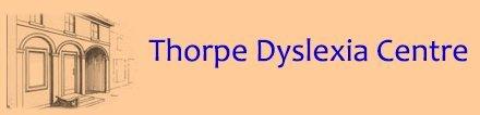 Thorpe Dyslexia Centre logo