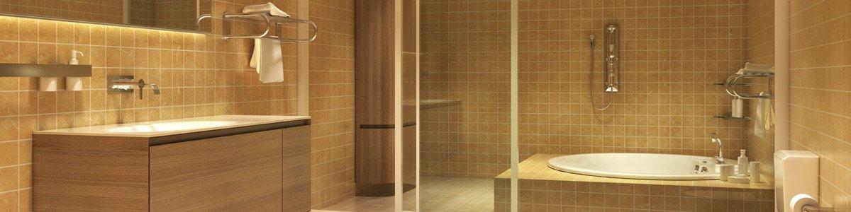 progressive renovations modern bathroom