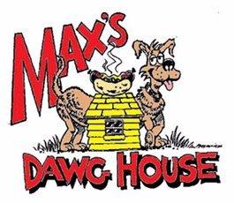 Max's Dawg House Logo