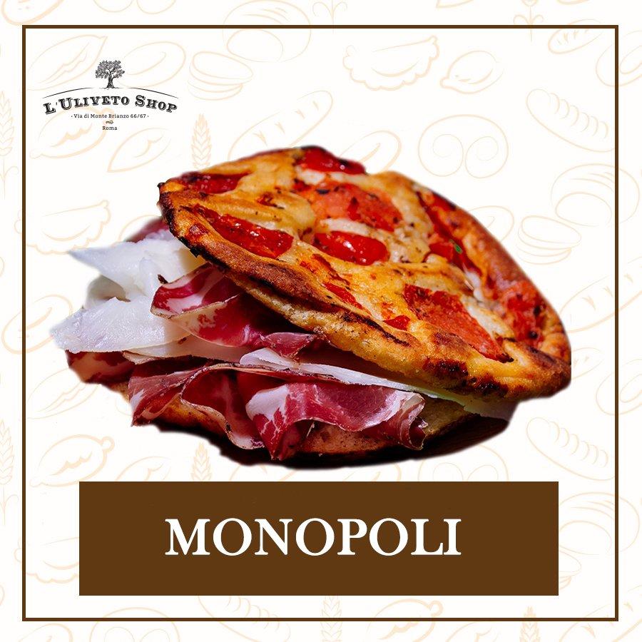 Puccia Monopoli