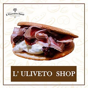 Puccia L'Uliveto Shop