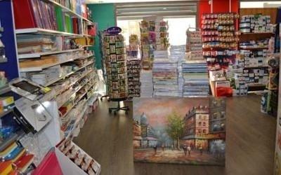 vendita tempere e colori