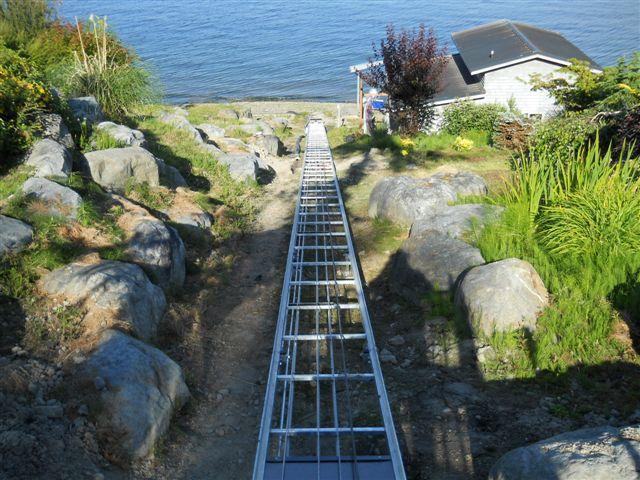 Hillside trams llc hillside accessibility solutions for Lakeshore design builders