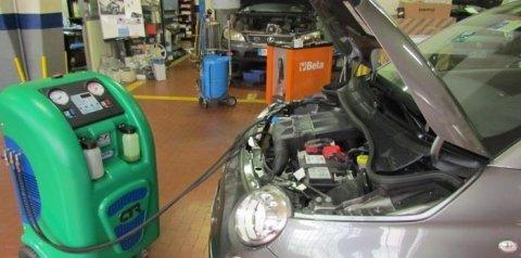 riparazione aria condizionata