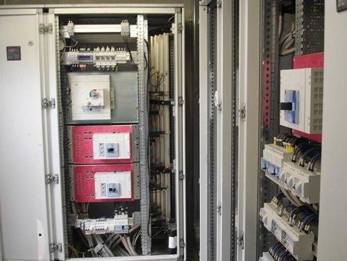 automazione industriale e quadro elettrico