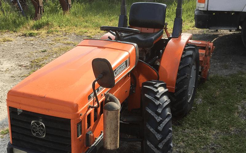 Vendita trattore Tigre