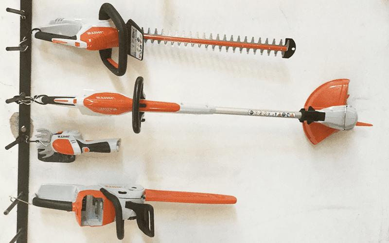 Vendita grandi e piccole attrezzature agricole
