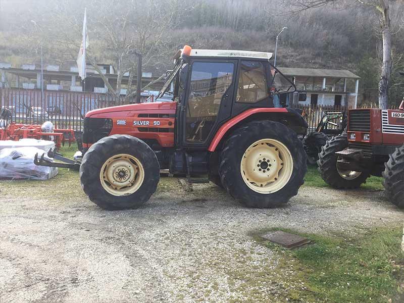 Fornitura per orticoltura avellino agricola ofantina for Robino trattori usati