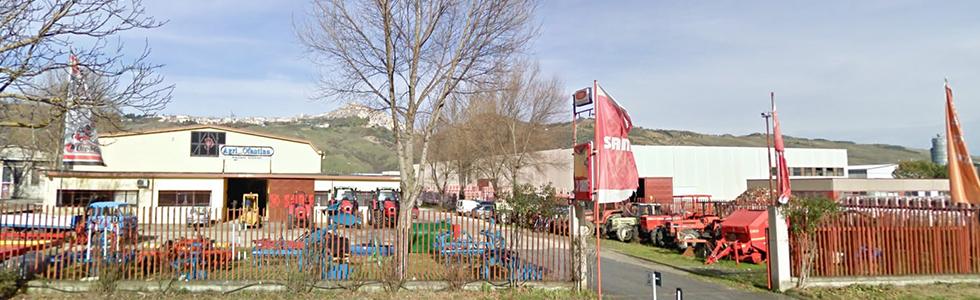 Agricola Ofantina vendita macchina agricole