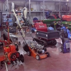 mini trattori