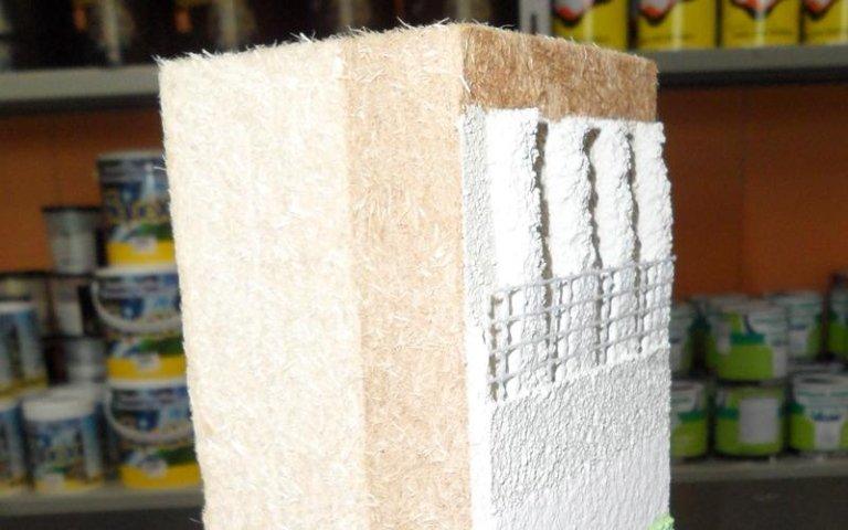 cappotto fibra legno