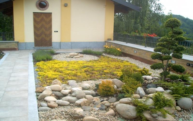 giardino ornamentale cuneo