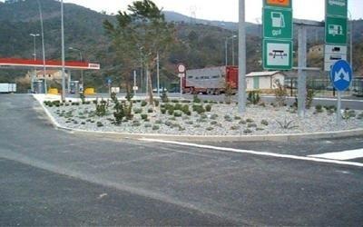 realizzazione aree verdi cuneo