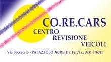 AUTOREVISIONE CO.RE.CARS - LOGO