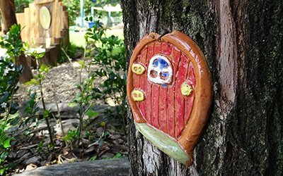 cowarra park preschool and long day care wooden painting