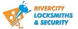 river city locksmiths logo