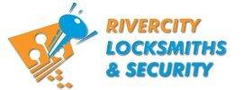 river city locksmiths logo