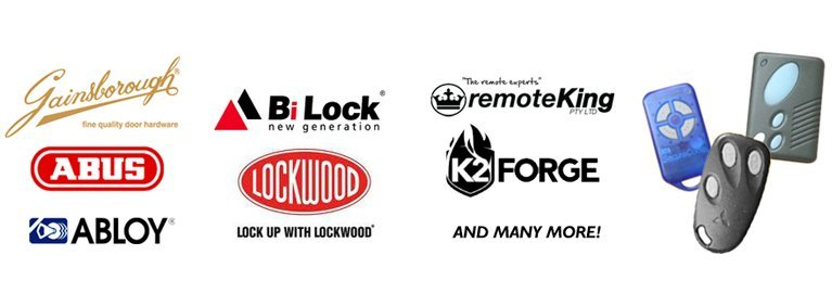 river city locksmiths associated logos