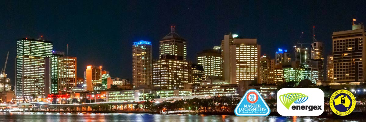 river city locksmiths brisbane city night view