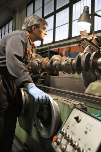 revisione manutenzione motori