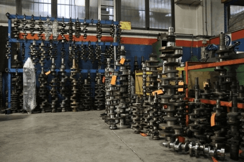 parti di ricambio motori