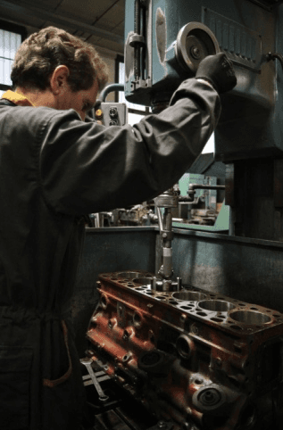 rettifica cilindri