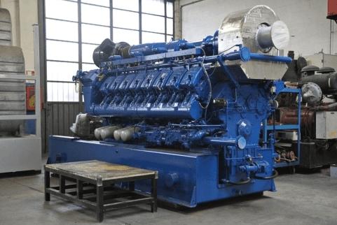 riparazione motori industriali