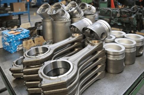 cilindri ricambi motori