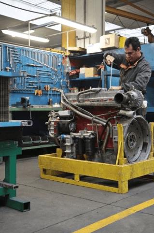rettifica manuale motori