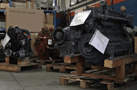 jenbacher motori a gas