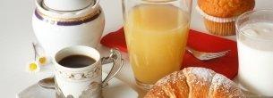 breakfast albergo