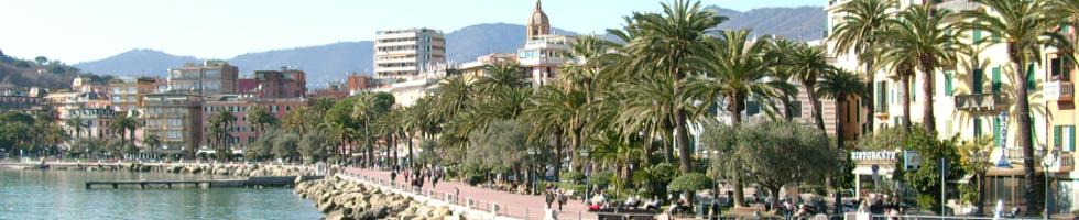 Albergo hotel Bandoni Rapallo