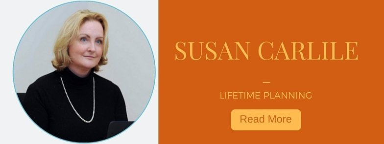 susan carlile estate planning, wills and probate solicitor