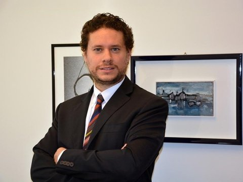 lawyer Luca Calabrò
