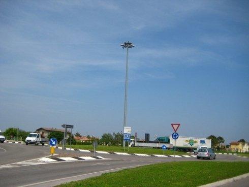 Rotonda stradale