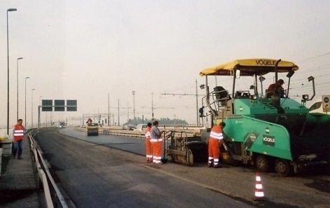 Operai stradali