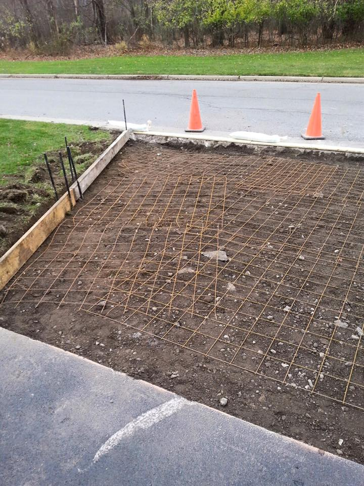 Concrete Contractors in Amherst & Cheektowaga, NY   Buffalo Blacktop
