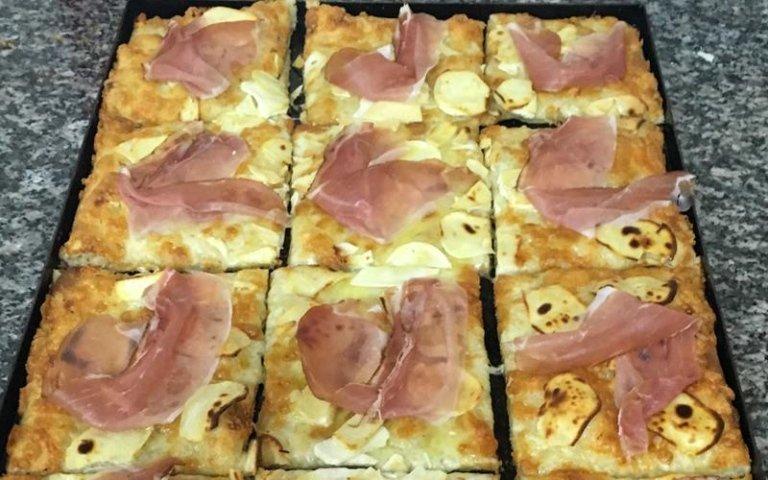 pizza da forneria