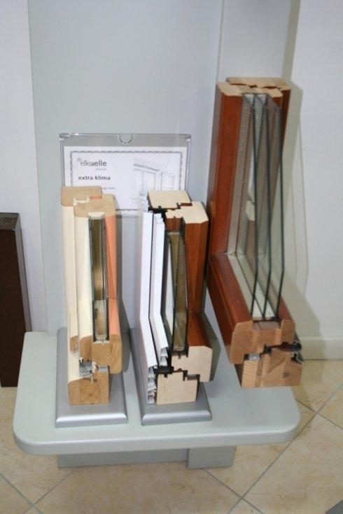 Sezioni di finestre